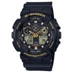 [200円割引クーポンあり]G-SHOCK BLACK GOLD カシオ計算機(CASIO) GA-100GBX-1A9JF★