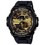 [200円割引クーポンあり] CASIO (カシオ) GST-210B-1A9JF G-SHOCK G-STEEL★ gshock Gショック ジーショック ジー アナデジ メンズ デジアナ表示 頑丈