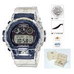 カシオ ソーラー電波腕時計 G-SHOCK ホワイト スケルトン GW-6903K-7JR
