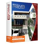 [200円割引クーポンあり]3DマイホームデザイナーPRO9 ツインパック  WIN MEGASOT (メガソフト) MJ2428
