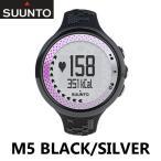[200円割引クーポンあり]M5 BLACK/SILVER SUUNTO(スント) SS020233000