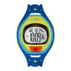 [200円割引クーポンあり]IRONMAN(アイアンマン) スリーク 50ラップ ブルー シーズン限定モデル TIMEX (タイメックス) TW5M01600
