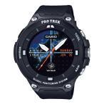[割引クーポンあり]CASIO (カシオ) WSD-F20-BK PROTREK Smart (Smart Outdoor Watch / スマートアウトドアウオッチ) ブラック★