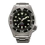 [200円割引クーポンあり]オリエントオートマチック 300m飽和潜水用ダイバーズ 自動巻腕時計 ORIENT (オリエント時計) WV0101EL