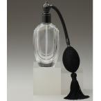 ヒロセ アトマイザー HIROSE ATOMIZER 卓上 バルブ アトマイザー 50ML フランス製 香水瓶 メンズアトマイザー kuro 409853 BB (50MLタクジョウCLBB) 50ml