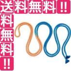ササキスポーツ SASAKI SPORTS ダブルエンドロープ 新体操手具 [カラー:ターコイズブルー×コーラルオレンジ] [長さ:3m] #M-280TS-TQBUCO