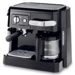 コーヒーメーカー デロンギ DeLonghi コンビ  BCO410J-B ブラック