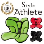 Style Athlete スタイルアスリート ボディメイクシート スタイル MTG正規販売店 姿勢サポートシート 座椅子
