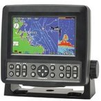 プロッター魚探 Hondex(ホンデックス) 魚群探知機 HE-601GPII GPSアンテナ内蔵・5型ワイドカラー液晶