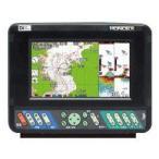 プロッター魚探 ホンデックス Hondex HE-701GP-Di 『GPS内蔵仕様』 魚群探知機