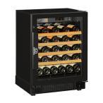 ユーロカーブ ワインセラー  コンパクト59シリーズ  V059M-PTHF 収納本数 38本