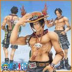 ショッピングポートガス ワンピース フィギュア エース フィギュアーツZERO ポートガス・D・エース -5th Anniversary Edition-