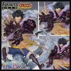 ワンピース フィギュアーツZERO モンキー・D・ルフィ ギア4 -獅子・バズーカ- ONE PIECE フィギュア Figuarts バンダイ