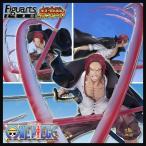 ワンピース フィギュア フィギュアーツZERO シャンクス -覇王色の覇気- ONE PIECE Figuarts バンダイの画像
