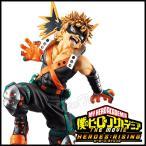 ヒーローアカデミア フィギュア 爆豪 僕のヒーローアカデミア KING OF ARTIST KATSUKI BAKUGO 爆豪勝己 ヒロアカ THE MOVIE ヒーローズ:ライジング