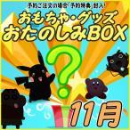 Yahoo!天天ストアおたのしみBOX (おもちゃVol.11) 11月BOX 何が届くかはお楽しみ おもちゃ・グッズ福袋 数量限定 お楽しみボックス