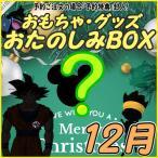Yahoo!天天ストアおたのしみBOX (おもちゃVol.12) 12月BOX クリスマスVer. 何が届くかはお楽しみ おもちゃ・グッズ福袋 数量限定 お楽しみボックス