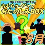 Yahoo!天天ストアおたのしみBOX (おもちゃVol.8) 8月BOX 何が届くかはお楽しみ おもちゃ・グッズ福袋 数量限定 お楽しみボックス