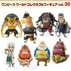 ワンピース フィギュア ワンピースワールドコレクタブルフィギュア Vol.30 全8種セット