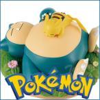 ポケットモンスター サン&ムーン ピカチュウ&カビゴン フィギュア ポケモン Pokemon ヴィネット風フィギュア