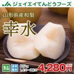 【予約商品】 梨 和梨 『幸水』 約5kg (14〜20玉) 秀品 山形県産 なし wn02
