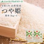 新米 米 20kg (5kg×4袋) つや姫 山形県産 29年産 精米
