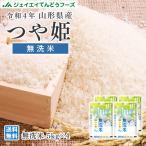 つや姫 お試し 米 20kg 無洗米 (5kg×4袋) つや姫 山形県産 30年産 rtm20