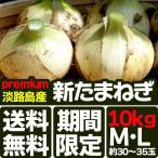【4月10日以降発送予定】 淡路島 新玉ねぎ 新たまねぎ 10kg サラダ 玉ねぎ