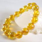 【ポイント15倍】 ゴールドオーラ水晶(12mm)ブレスレット of3-30