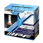 【おまけ付】 IPF フォグランプ LED H8 H11 H16 バルブ 6500K 101FLB