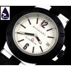 ブルガリ アルミニウム 型番:AL38TA(メンズ 自動巻き)