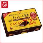 明治 チョコレート効果72%素焼きクラッシュアーモンド 47g×5箱