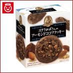 森永  ステラおばさんのアーモンドココアクッキー 4枚×6箱