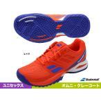 ショッピングテニス シューズ バボラ(BabolaT) テニスシューズ プロパルス チーム オムニ RD BAS16444