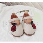 ベビー フォーマルシューズ 春秋 女の子 赤ちゃんシューズ 子供靴 パイナップル フォーマル シューズ 七五三 発表会 結婚式 入園式 小さいサイズ11cm-18cm
