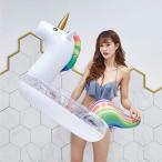 浮き輪 浮輪 うきわ 大人用 子供用 フロート ユニコーン  かわいい 人気  家族 海 プール ビーチグッズ 遊具