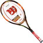 ウィルソン バーン100ULS WILSON BURN100ULS 2015年モデル テニスラケット 送料無料