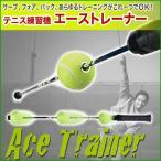 テニス練習機 エーストレーナー (長さ_74cm) Ace Trainer 正規品 硬式・軟式共用