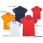 バボラ(BabolaT) テニスウェア レディース ショートスリーブシャツ BAB-1784W