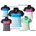 ディアドラ(DIADORA) テニスウェア レディス TEAM W Line ゲームシャツ TL6343