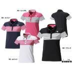【予約】ディアドラ(DIADORA) テニスウェア レディス ゲームシャツ DTL8348