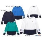 エレッセ(ellesse) テニスウェア メンズ ロングスリーブシャツ EM07302
