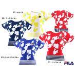 フィラ(FILA) テニスウェア レディース 半袖ゲームシャツ VL1613