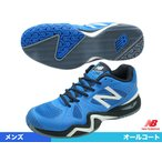 ショッピングテニス シューズ ニューバランス(new balance) テニスシューズ メンズ オールコート 2E MC1296BG