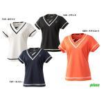 プリンス(prince) テニスウェア レディース ゲームシャツ WL6077