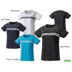 プリンス(prince) テニスウェア レディース ゲームシャツ WL7064