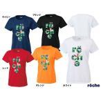 ローチェ(roche) テニスウェア レディース グラフィックTシャツ R7S48T