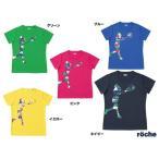 【予約】ローチェ(roche) テニスウェア レディース Tシャツ R8S52T