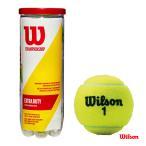 ウイルソン(Wilson) テニスボール CHAMPIONSHIP EXTRA DUTY (チャンピオンシップ エクストラデューティー)3球入 1缶(1缶/3球) WRT100101