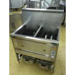 中古厨房機器 F-516 タニコー 業務用フライヤー NB-TGFL-C87W 2012年 W870×D600×H1190 (mm)